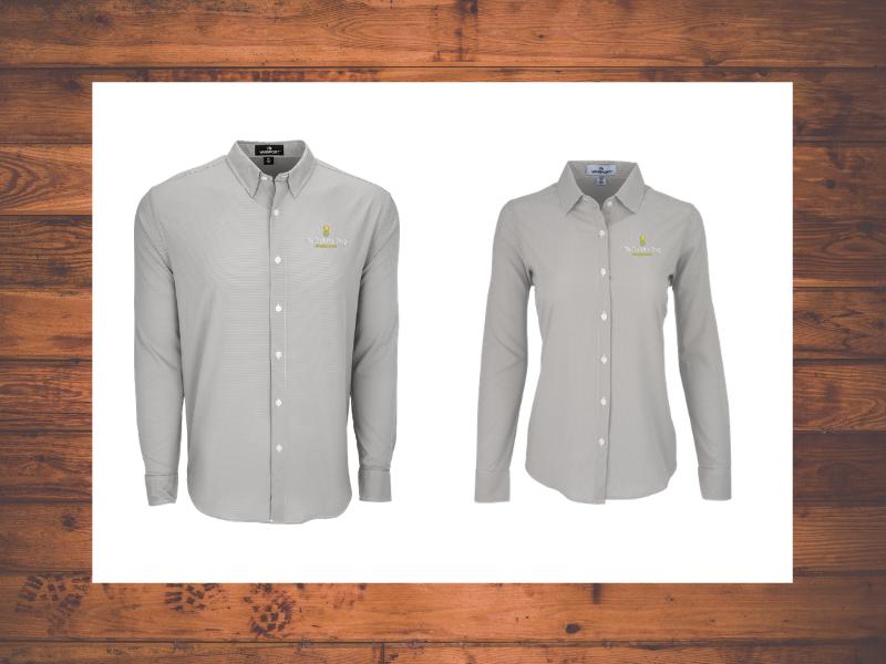Vansport Sandhill Dress Shirt (men's style 1250, women's style 1251)