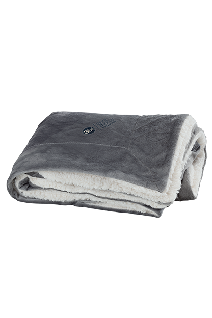 Mauriced Camouflage Blue and White Sherpa Blanket Thermal Blankets Warm for All Season