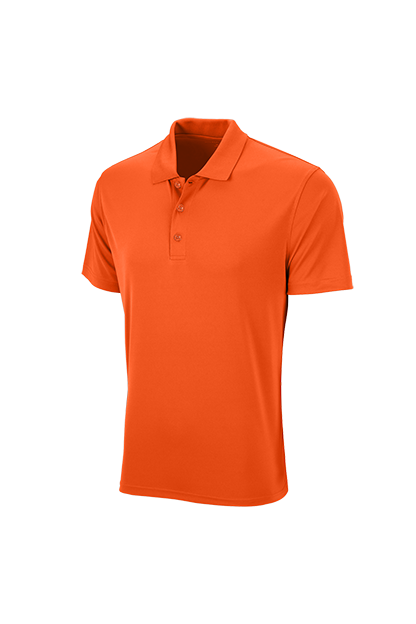 725f0f32e Polos | Men's Easy-Care Performance Golf Shirt | Vansport