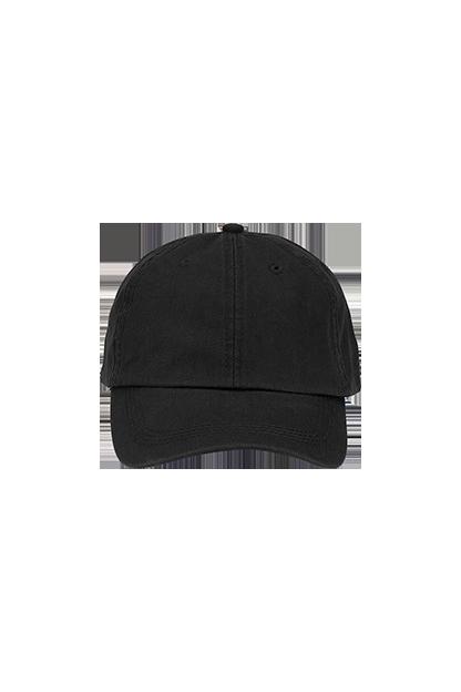 bdb10606 Headwear   Organic Cotton Washed Twill Cap   Vantage