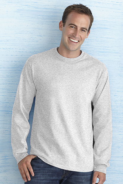 29c059dde T-shirts |Ultra Cotton Adult Long Sleeve T-Shirt| Gildan