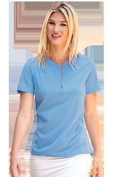 16a1121bf Polos   Women's Moisture Wicking Polo Shirt   Greg Norman