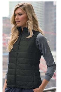 7326_Women's Apex Compressible Quilted Vest-