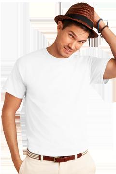 GILD8000_Gildan� DryBlend Adult T-Shirt-Gildan
