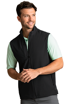 GNS0V055_Greg Norman Windbreaker Full-Zip Vest-