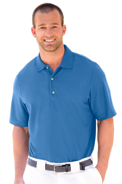 GNS3K440_Play Dry� Performance Mesh Polo-Greg Norman