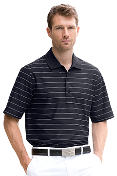 GNS5K449_Greg Norman Play Dry� Performance Striped Mesh Polo-Greg Norman