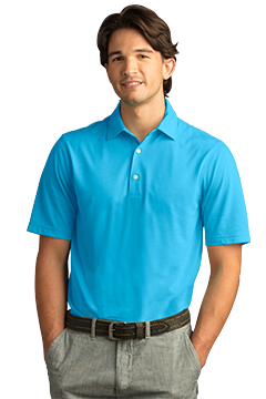 GNS8K463_Greg Norman Play Dry� Foreward Series Polo-