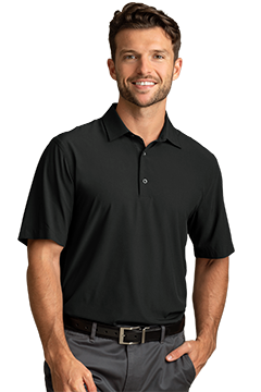 GNS9W341_Greg Norman X-Lite 50 Solid Woven Polo-