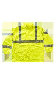 XVRW2105J_Xtreme Visibility Breathable Rainjacket-Xtreme Visibility