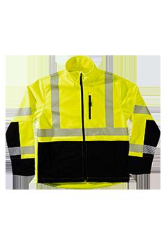 XVSJ25345B_Xtreme-Flex Soft Shell No Hood Jacket-